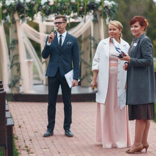 координация свадьбы в отеле Лепота