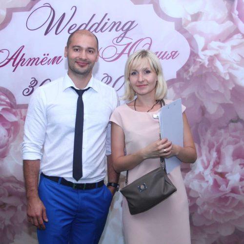 ведущий на свадьбу и координатор свадьбы