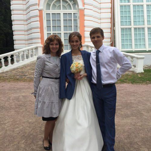 координатор на выездную церемонию в Москве