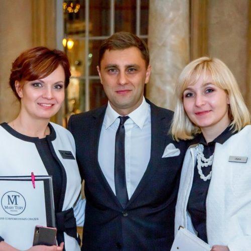 команда свадебных помощников Москва