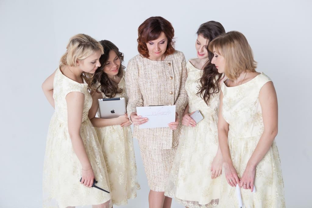 ТОП команда свадебных координаторов Москвы