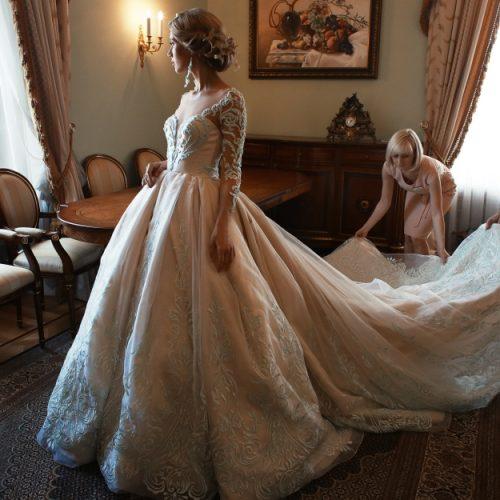 свадьба во дворце Москва