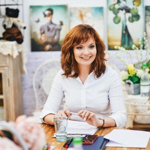 Марина Терентьева организатор