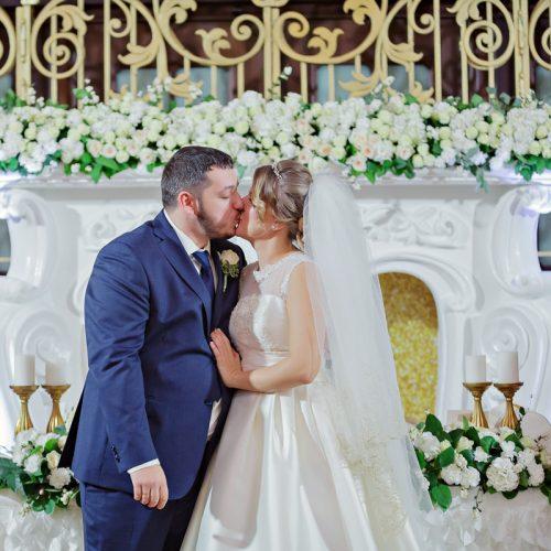свадьба в гостинице