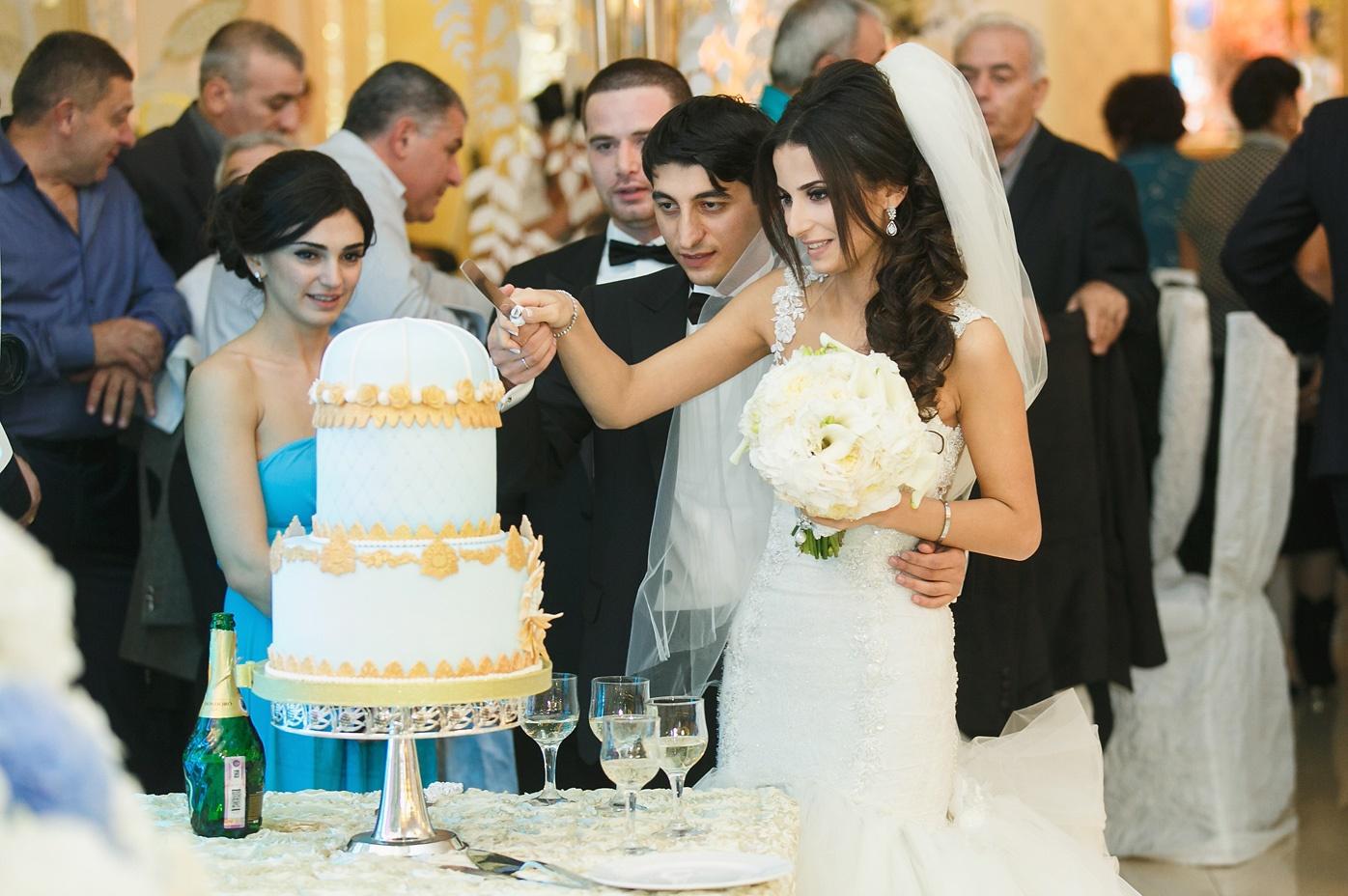 Шикарная кавказская свадьба в Ессентуках. Секреты по координации национальных свадеб.