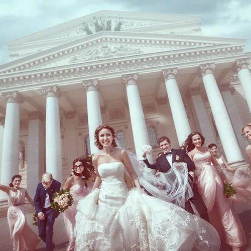 дресс-код на свадьбе
