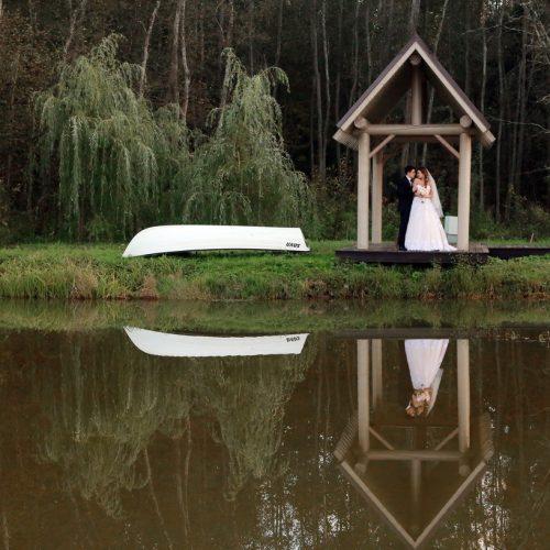 координация свадьбы на природе