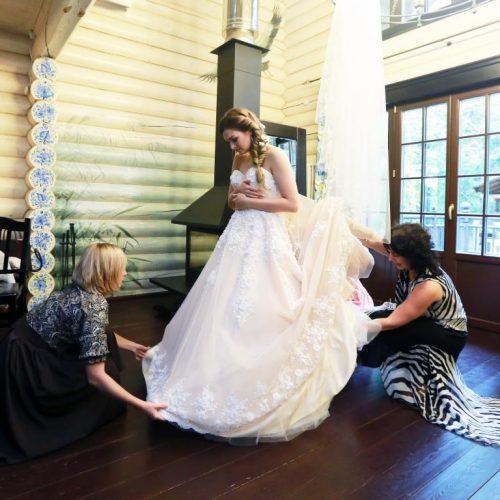профессиональная координация свадьбы