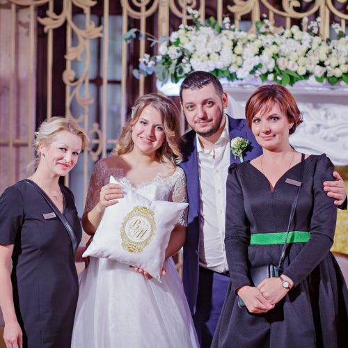профессиональная команда свадебных распорядителей Москва