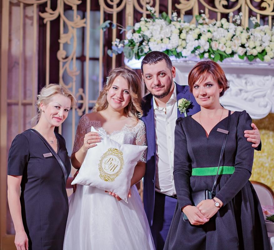 Профессиональная координация свадебного торжества. Помощь в подготовке к свадьбы. С нами свадебное торжество пройдет на высшем уровне, надежно и без проблем.