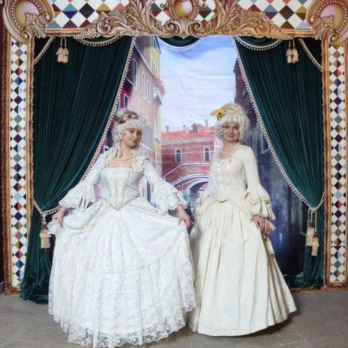 свадьба венский карнавал