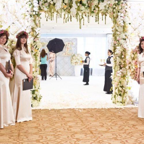 свадьба в Лотте Плаза