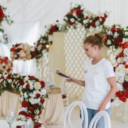 my wedding coordinator